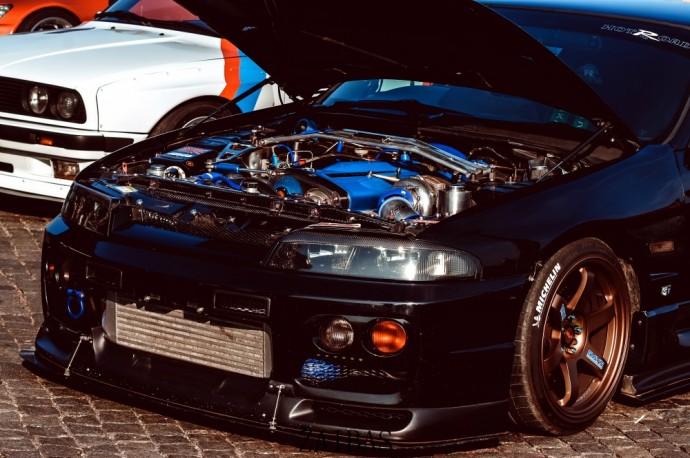 Rolando Nissan Skyline
