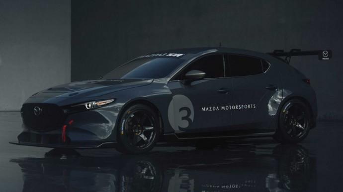 Mazda 3 TCR