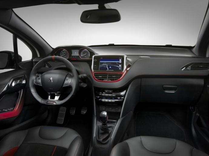 Atnaujintas Peugeot 208