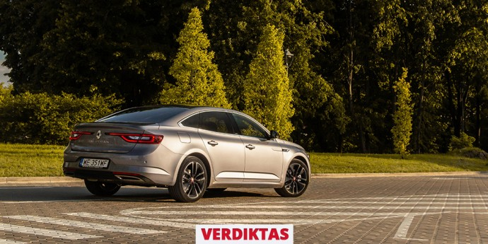 Renault Talisman TCe 225 S-Edition