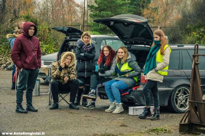 Klaipėdos BMW Renginiai komandos dalis