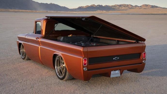 Elektrinis Chevrolet E-10