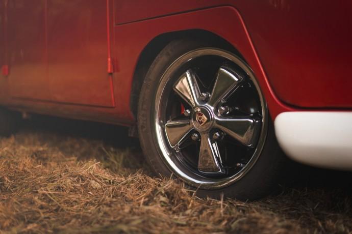 Dominyko fotografuotas Volkswagen