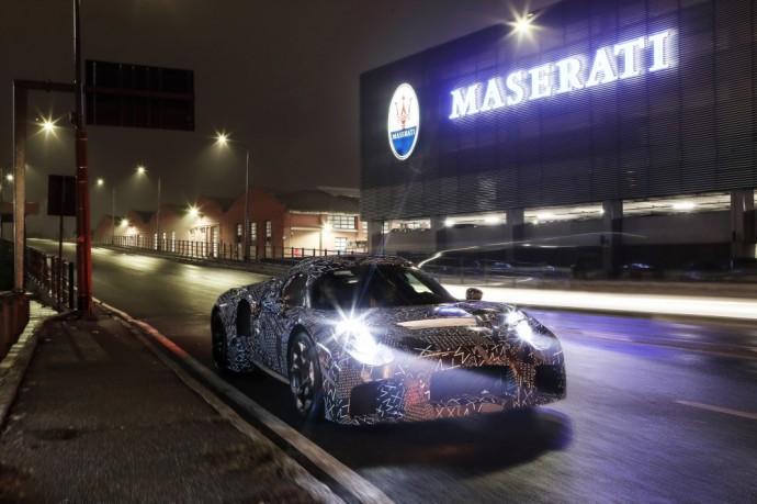 Maserati prototipas