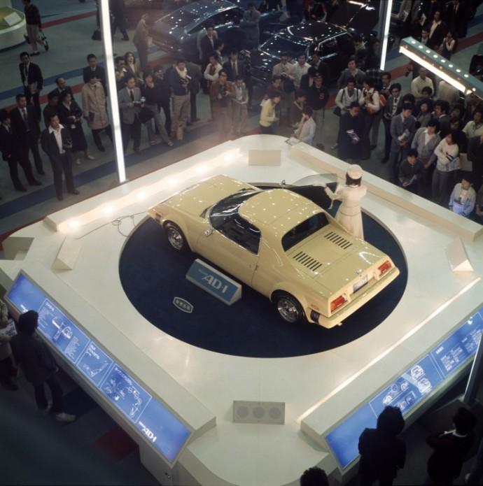Nissan AD-1