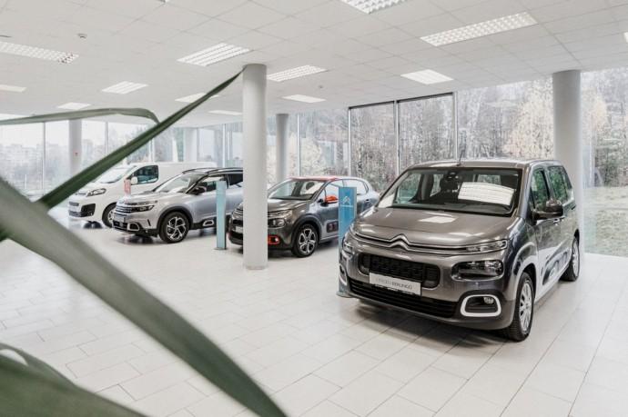 Citroën atstovybė Vilniuje
