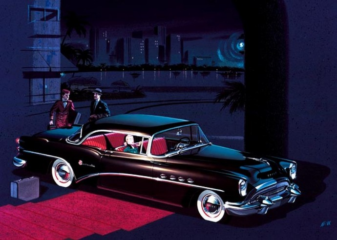 1954 Roadmaster