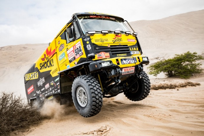Dakaro ralis 2019