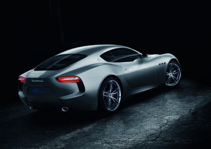 Maserati Alfieri kupė