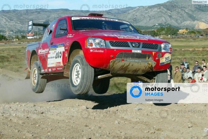 Nissan Rally Raid komanda