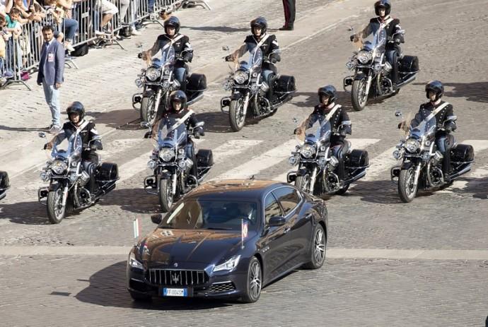 Prezidento Maserati Quattroporte