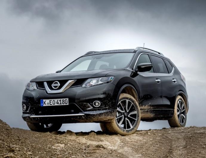 Naudoto Nissan X-Trail verdiktas