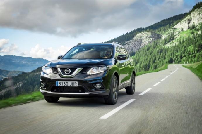 Naudoto Nissan X-Trail apžvalga