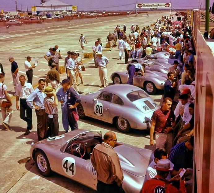 12 valandų lenktynės Sebring lenktynių trasoje