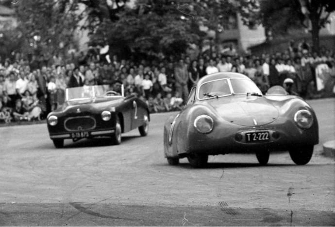 Itin retas Porsche Type 64
