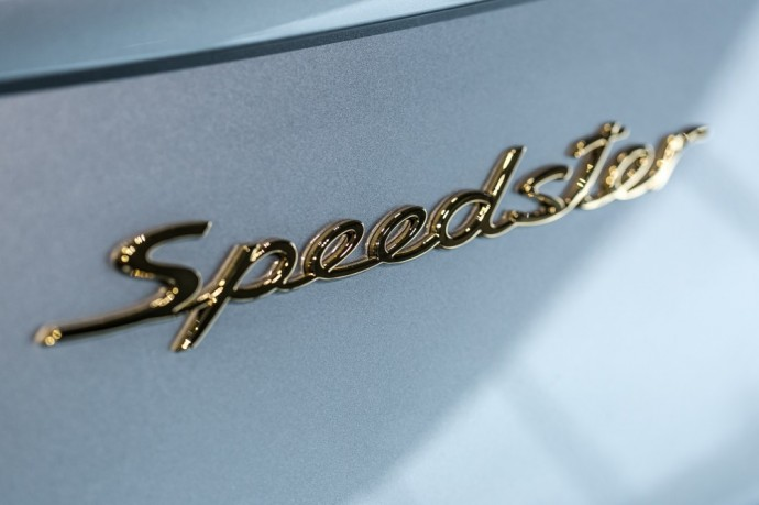 Vilniuje eksponuojamas Porsche 911 Speedster