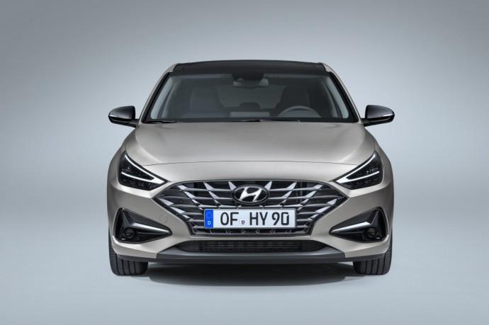 Atnaujintas Hyundai i30 N-Line hečbekas