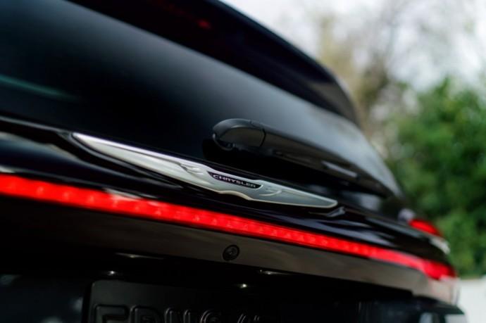Atnaujintas Chrysler Pacifica vienatūris