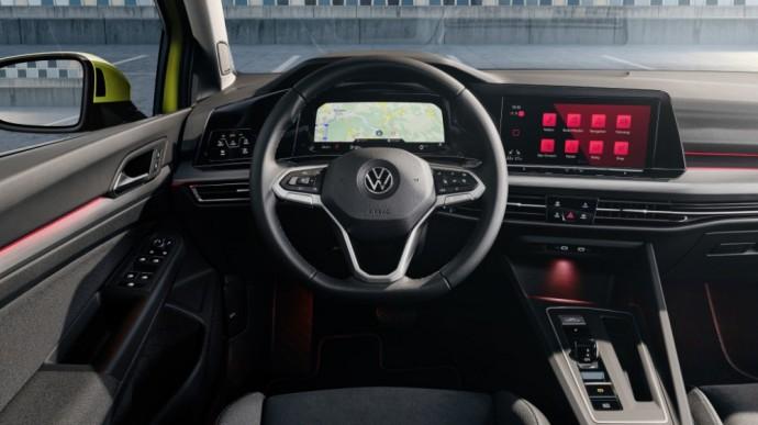 8-os kartos Volkswagen Golf hečbekas