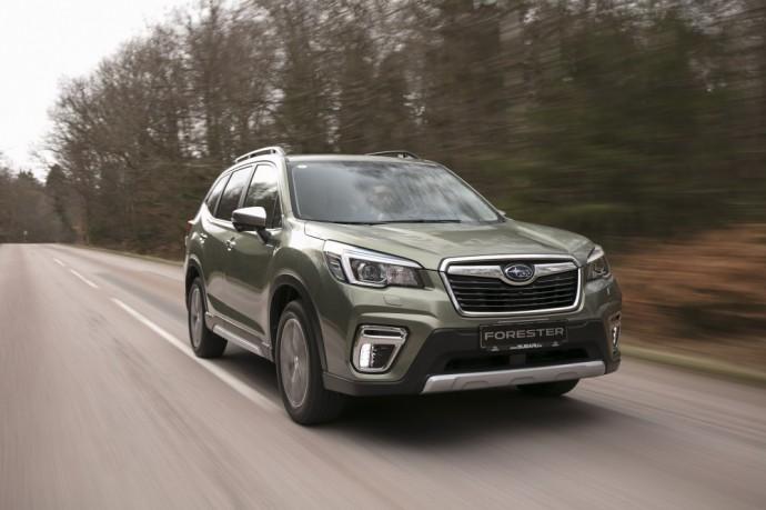 Naujos kartos Subaru Forester