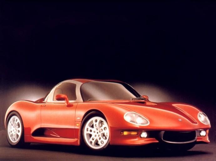 Osca 2500 GT kupė