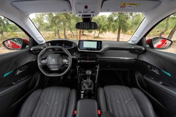 Naujos kartos Peugeot 208