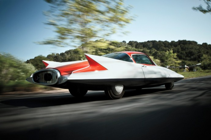 Ghia Gilda Streamline X koncepcija