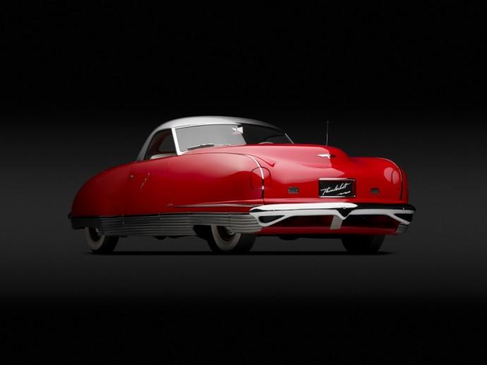 Chrysler Thunderbolt koncepcija