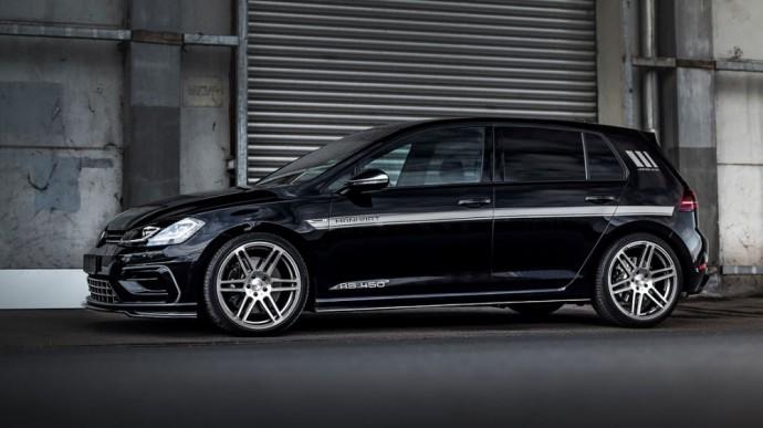 Manhart Performance patobulintas Volkswagen Golf R