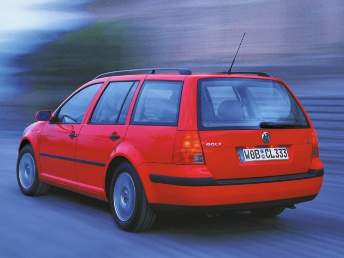 Ketvirtos kartos Volkswagen Golf universalas