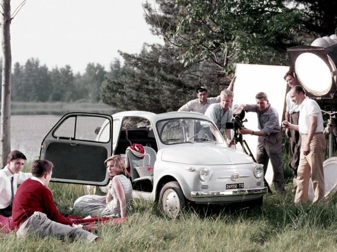 Pirmos kartos Fiat 500