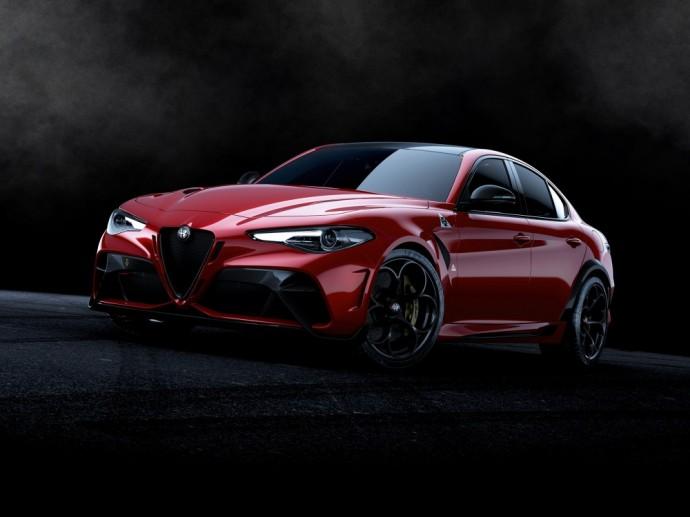 Ribotos laidos Alfa Romeo Giulia GTA