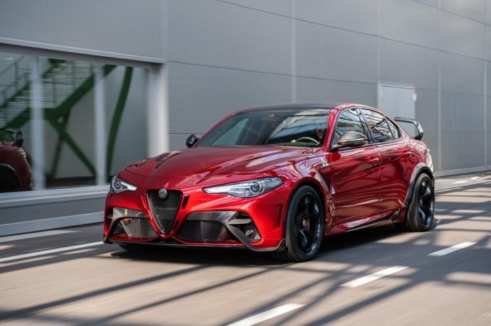 Ribotos laidos Alfa Romeo Giulia GTAm