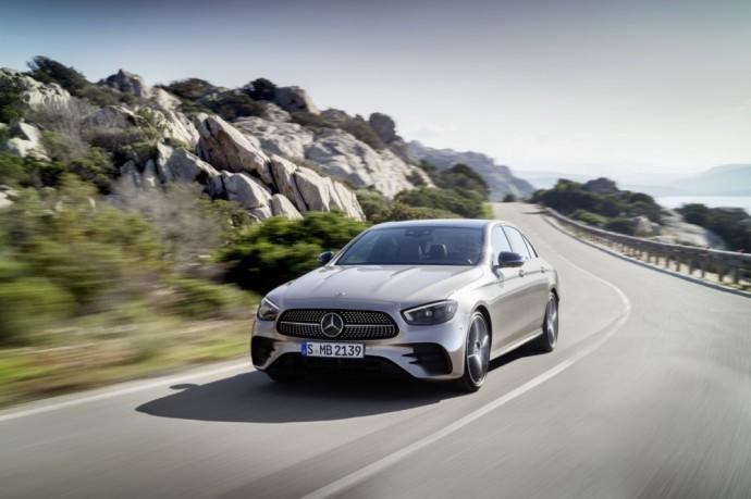 Atnaujintas Mercedes-Benz E-Class (W 213)
