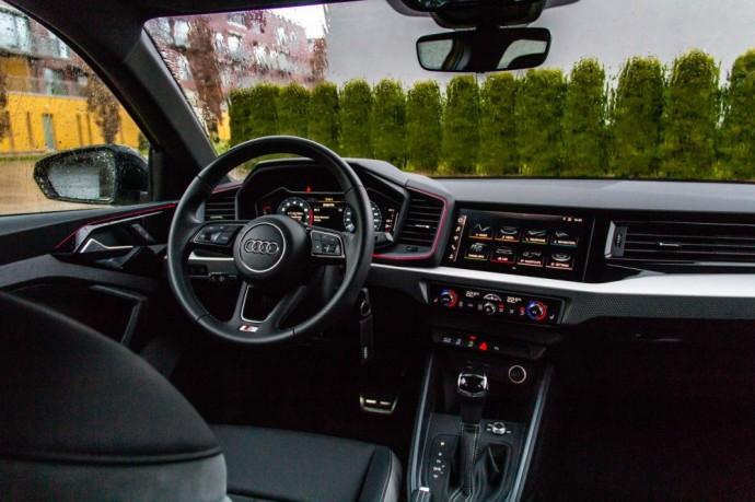 Audi A1 Sportback 35 TFSI testas