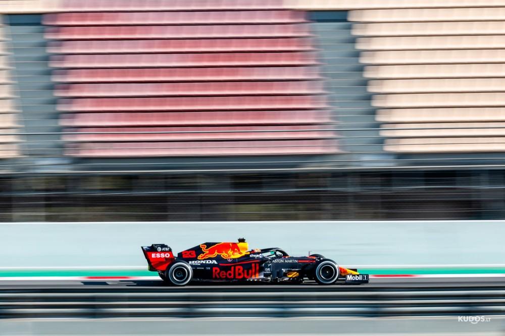 """""""Red Bull"""" vėl nori tapti čempionais"""