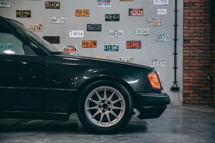 Hartge patobulintas Mercedes-Benz 300E