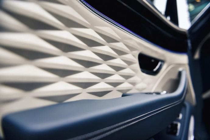 Bentley Flying Spur sedanas Vilniuje