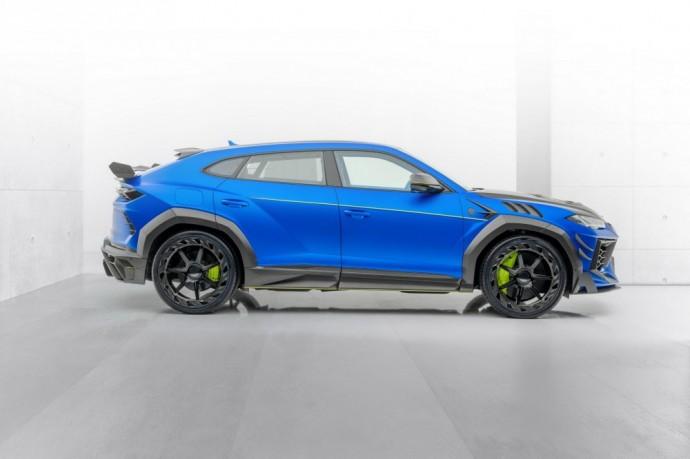 Modifikuotas Lamborghini Urus