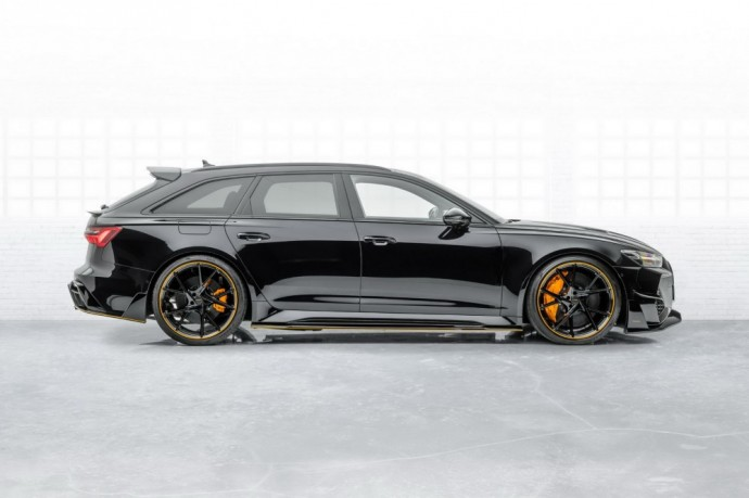 Modifikuotas Audi RS6 universalas
