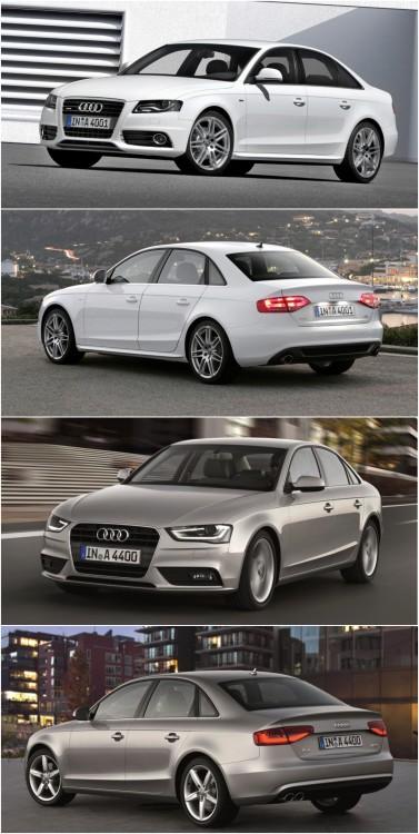 Atsiliepimas apie naudotą Audi A4