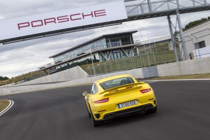 Šeštos kartos Porsche 911 Turbo