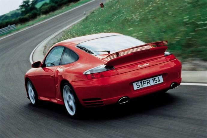 Ketvirtos kartos Porsche 911 Turbo