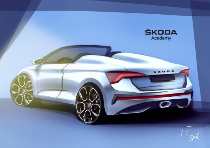 Naujas Škoda eksperimentas