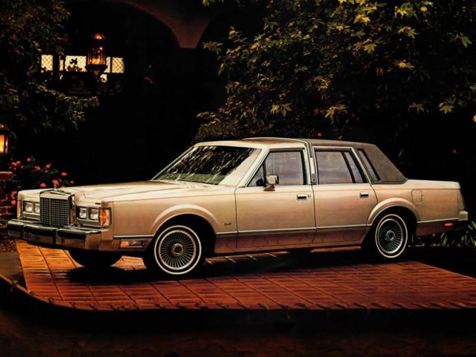 Fredžiui Merkuriui priklausęs Lincoln Town Car