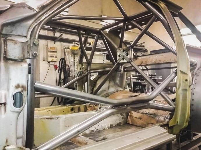 Tomo projektas – Audi Quattro