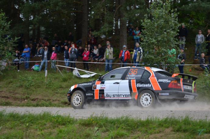 Lietuvoje surengs virtualias ralio varžybas, skirtas profesionaliems lenktynininkams