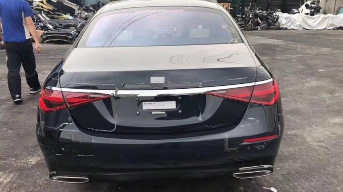 S klasės Mercedes Benz