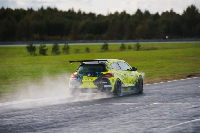 Dream 2 Drive komandos automobilis – Volkswagen Scirocco GT24