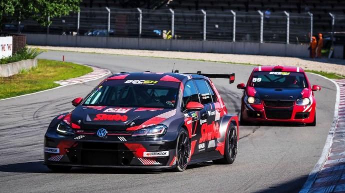 Skuba Racing Team Volkswagen Golf GTi TCR